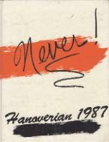1987 Yearbook New Hanover High School