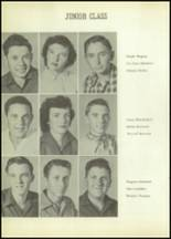1954 Moran High School Yearbook Page 14 & 15