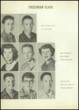 1954 Moran High School Yearbook Page 20 & 21