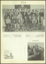 1954 Moran High School Yearbook Page 32 & 33