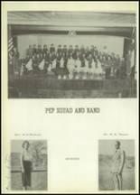 1954 Moran High School Yearbook Page 34 & 35