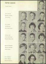 1954 Moran High School Yearbook Page 44 & 45