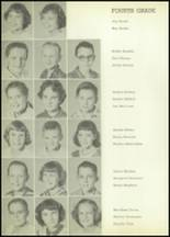 1954 Moran High School Yearbook Page 46 & 47