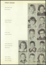 1954 Moran High School Yearbook Page 48 & 49
