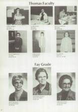 1975 Thomas High School Yearbook Page 16 & 17