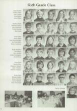 1975 Thomas High School Yearbook Page 50 & 51