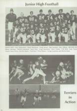 1975 Thomas High School Yearbook Page 66 & 67