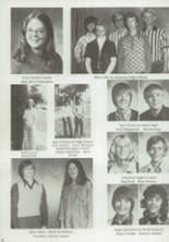 1975 Thomas High School Yearbook Page 88 & 89
