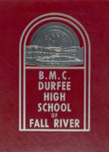 1981 Yearbook Durfee High School
