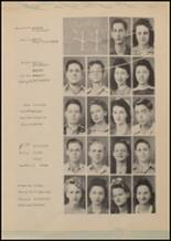 1943 Lindale High School Yearbook Page 26 & 27