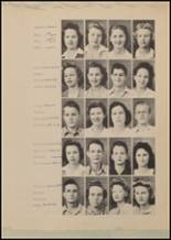 1943 Lindale High School Yearbook Page 28 & 29