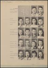 1943 Lindale High School Yearbook Page 38 & 39