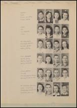 1943 Lindale High School Yearbook Page 40 & 41