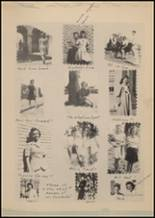1943 Lindale High School Yearbook Page 72 & 73