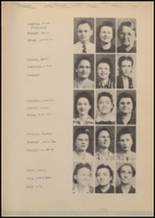 1943 Lindale High School Yearbook Page 86 & 87