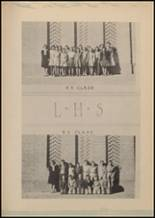 1943 Lindale High School Yearbook Page 88 & 89