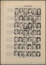 1943 Lindale High School Yearbook Page 94 & 95