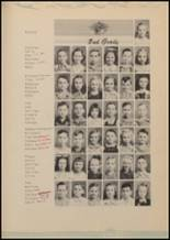 1943 Lindale High School Yearbook Page 106 & 107