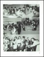 1961 Latin School of Chicago Yearbook Page 86 & 87