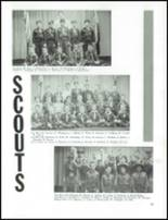 1961 Latin School of Chicago Yearbook Page 98 & 99