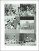 1961 Latin School of Chicago Yearbook Page 100 & 101