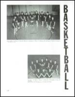 1961 Latin School of Chicago Yearbook Page 122 & 123