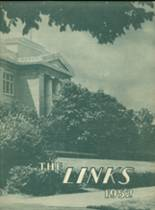 1952 Yearbook Lincoln High School