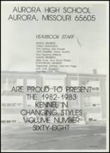 Aurora High School Class of 1983 Reunions - Yearbook Page 4