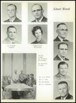 1963 Lefors School Yearbook Page 10 & 11