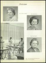 1963 Lefors School Yearbook Page 14 & 15