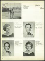 1963 Lefors School Yearbook Page 16 & 17