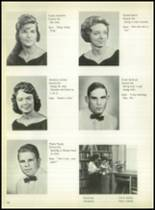 1963 Lefors School Yearbook Page 18 & 19