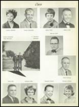 1963 Lefors School Yearbook Page 20 & 21