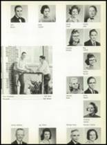 1963 Lefors School Yearbook Page 22 & 23