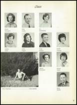 1963 Lefors School Yearbook Page 24 & 25