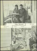 1963 Lefors School Yearbook Page 32 & 33