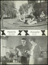 1963 Lefors School Yearbook Page 34 & 35