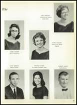 1963 Lefors School Yearbook Page 36 & 37
