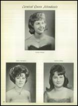 1963 Lefors School Yearbook Page 40 & 41