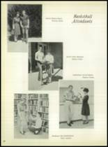 1963 Lefors School Yearbook Page 44 & 45