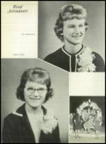 1963 Lefors School Yearbook Page 46 & 47