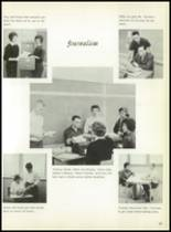 1963 Lefors School Yearbook Page 50 & 51