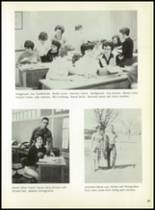 1963 Lefors School Yearbook Page 52 & 53