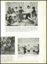 1963 Lefors School Yearbook Page 54 & 55