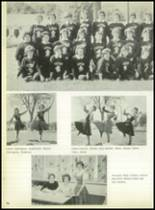 1963 Lefors School Yearbook Page 58 & 59