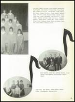 1963 Lefors School Yearbook Page 62 & 63