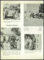 1963 Lefors School Yearbook Page 64 & 65