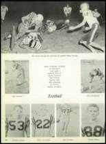 1963 Lefors School Yearbook Page 68 & 69