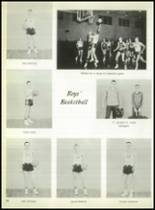 1963 Lefors School Yearbook Page 70 & 71