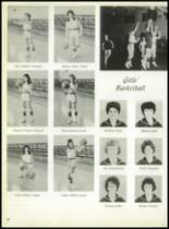 1963 Lefors School Yearbook Page 72 & 73